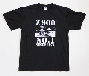 TShirt black Z 900 No1 since 1972