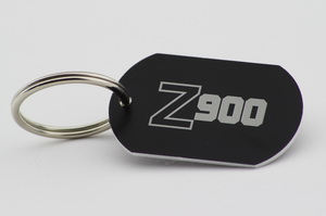 Key Ring with Z 900 logo