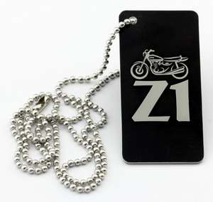 Z900.us logo tag with Z1 emblem
