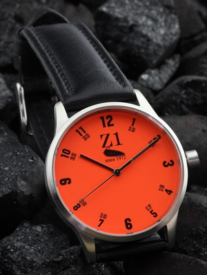 NEW! Z900us watch Z1 Jaffa Edition 43 mm