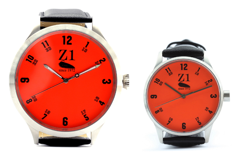 NEW! Z900us Z1 since 1972 Jaffa Edition 43 and 65 mm watches